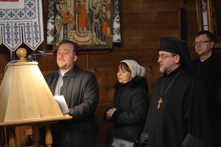 У Свято-Іванівській лаврі звершили подяку за ювілейний рік блаженного священномученика Климентія