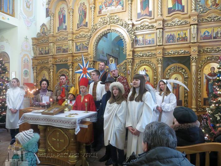 Різдво у Донецьку в 2015 році – досвід переживання таїнства народження Христа, який не стерти з пам'яті
