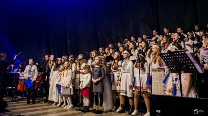 Великий різдвяний концерт «NOEL» об'єднав у прославі народженого Спасителя сотні львів'ян та гостей міста