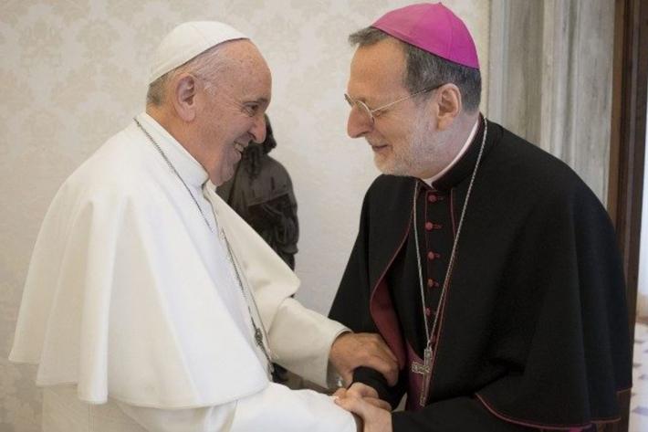 Папа призначив архиєпископа Клаудіо Ґуджеротті Нунцієм у Великобританії