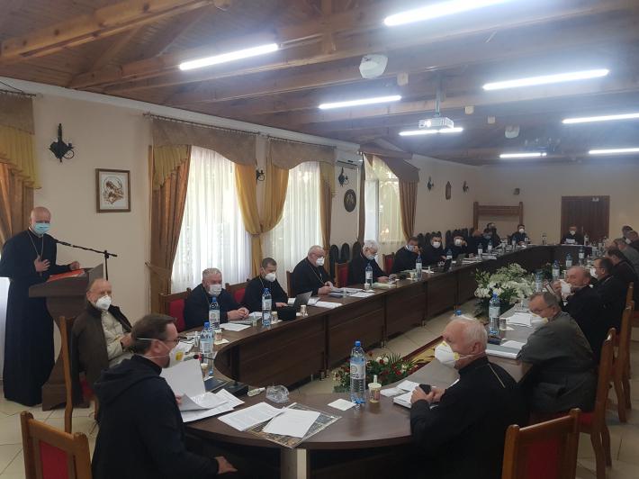 Постанови Вісімдесят п'ятої сесії Синоду Єпископів КГВА