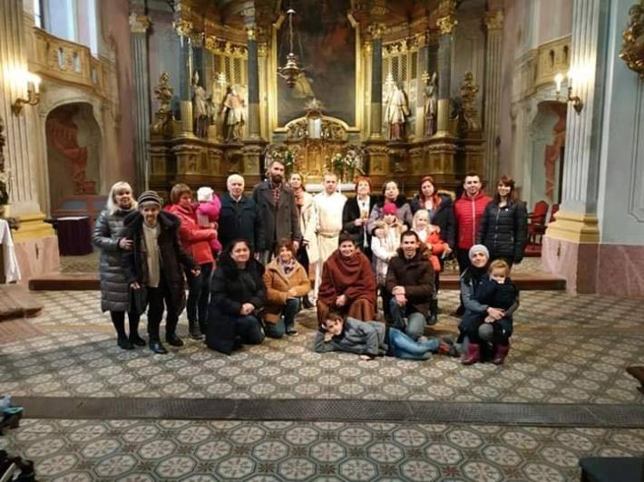В Угорщині вперше  пройшов курс Школи християнського життя