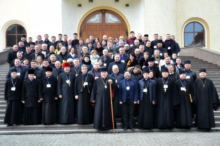 У Коломиї відбувся Єпархіальний собор «Еміграція, поселення і глобальна єдність УГКЦ»