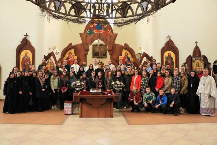 Представники молодіжної спільноти «Голоси Слова» побували у Стрию на IV регіональній зустрічі