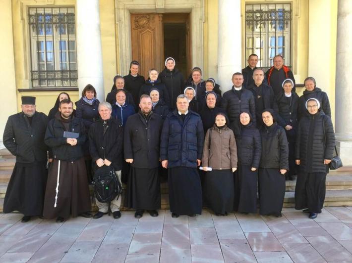 У Львівській архиєпархії буде створена Єпархіальна рада настоятелів богопосвячених інститутів