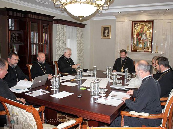 Постанови П'ятої сесії Синоду Єпископів Києво-Галицької Митрополії УГКЦ