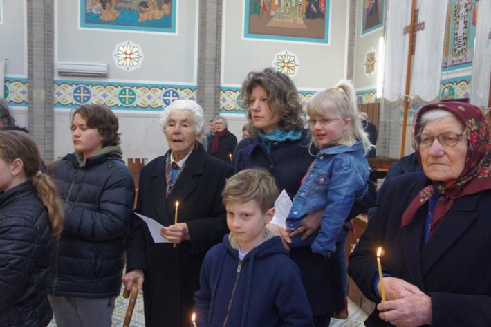 У катедральній парафії Північного Мельбурна (Австралія) відсвяткували День бабусь і дідусів