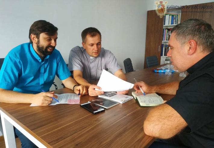 У Київській архиєпархії триває підготовка до Всеукраїнського форуму соціального служіння