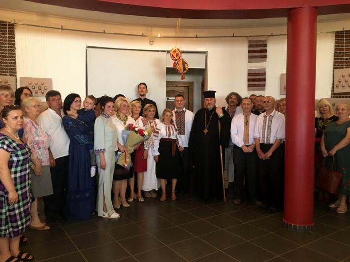 Владика Василь Івасюк взяв участь у святкуваннях до Дня міста Коломиї