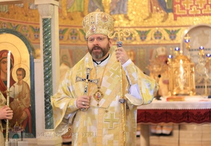 «У Римі ми хочемо ще раз заявити на весь світ, що Україна – це європейська християнська держава», – Блаженніший Святослав