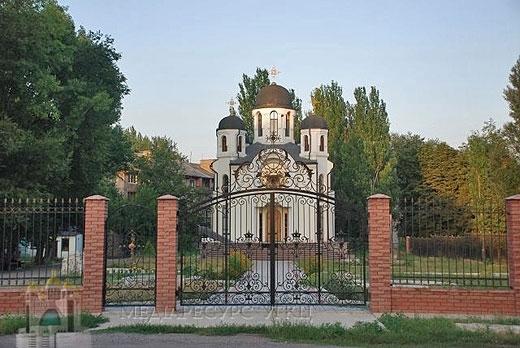 Під артобстріл у Донецьку потрапив катедральний собор УГКЦ