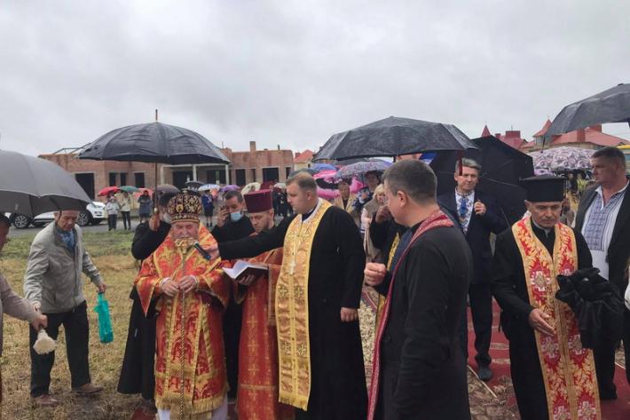 У родинному селі священномученика УГКЦ Якима Сеньківського збудують храм на його честь