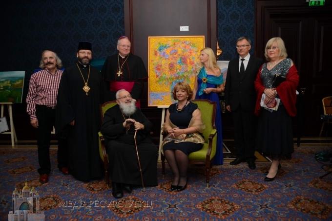 в Києві на підтримку Українського католицького університету