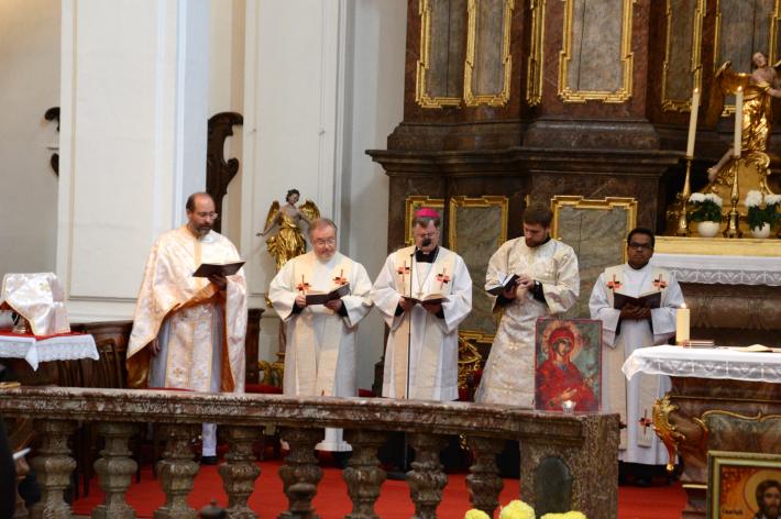Українська греко-католицька громада Лінца відсвяткувала своє 15-річчя