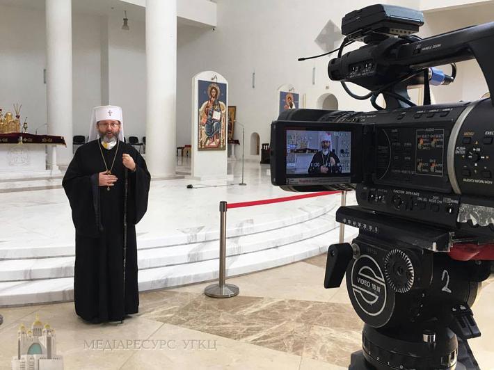 «Коли вірні просять у священника Святе Причастя, він не має права відмовити. Але я прошу вас: не наполягайте», – Глава УГКЦ