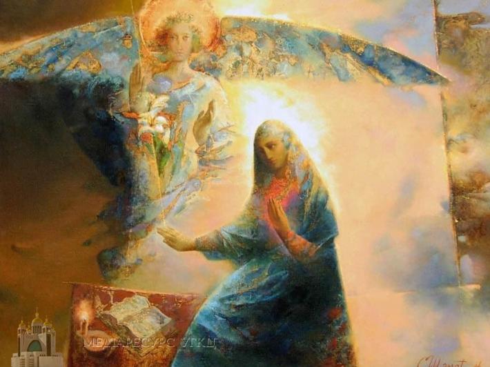 У свято Благовіщення в Українській Греко-Католицькій Церкві дякують за дар життя