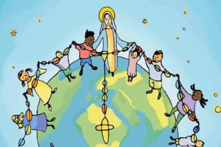 УГКЦ долучається до молитовної ініціативи Папи Франциска «Мільйон дітей моляться вервицю»