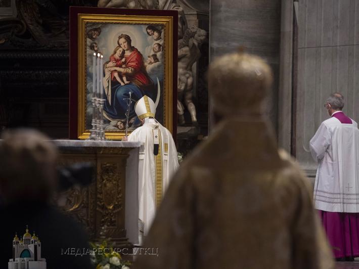«Європа хвора на втому. Потрібно повернутися до візії її засновників», - Папа Франциск до учасників ювілейної зустрічі ССЕЕ