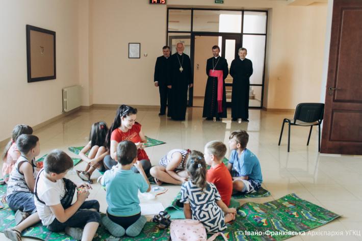Митрополит Володимир Війтишин провів робочу зустріч з єпископом Едуардом Кавою