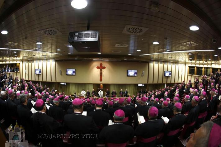 «Дякую Католицькій Церкві в Італії за близькість до українського народу», – Глава УГКЦ в листі до Єпископської Конференції Італії