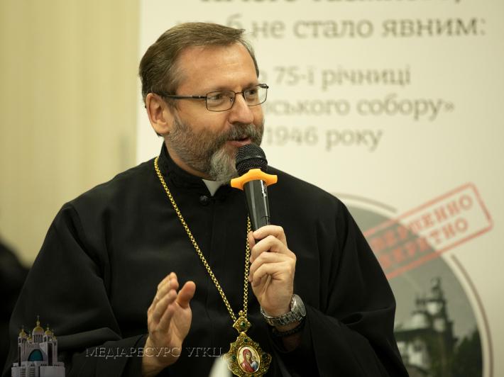 Блаженніший Святослав про реабілітацію УГКЦ: «Наша Церква має лише ті права в Україні, які ще колись надав був Горбачов»