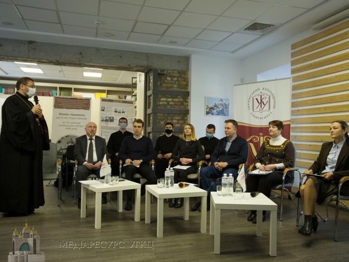 «Правду не треба захищати, її необхідно засвідчити»: у Києві триває Міжнародна конференція про Львівський псевдособор