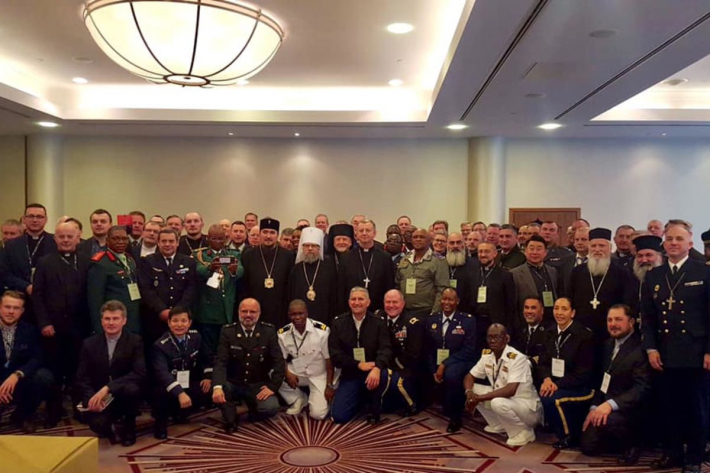Тридцята Міжнародна конференція головних військових капеланів за участю владики Михайла Колтуна
