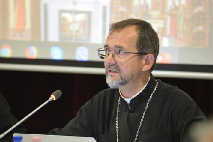 Владика Богдан Дзюрах під час дискусій у Римі: «Від екуменізму мучеництва до екуменізму милосердної любові»