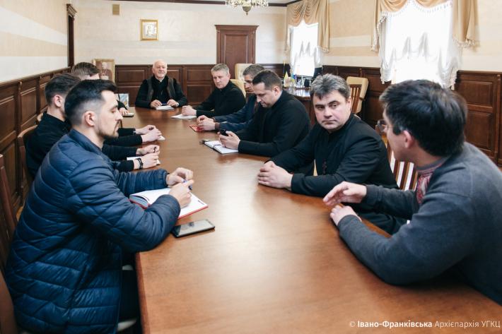 В Івано-Франківській митрополії розпочав роботу архиєпархіальний медіа-центр