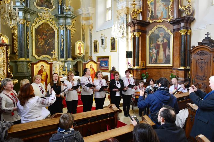 В Угорщині відбувся Перший українсько-угорський різдвяний фестиваль