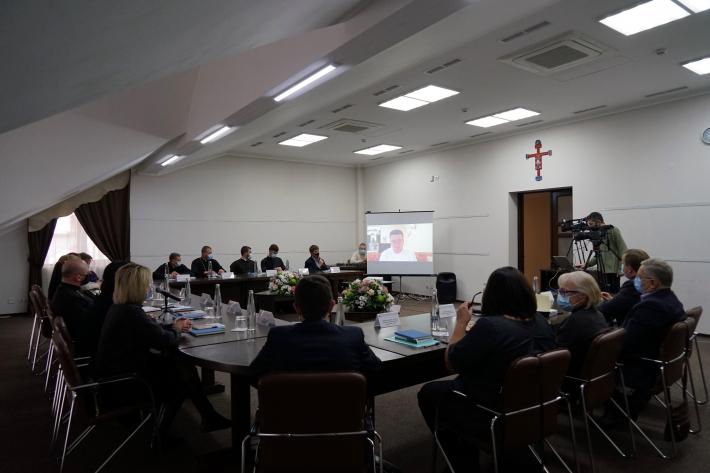 «Капелан як місток між пацієнтом, медиком і сім'єю хворого», – у Патріаршому домі у Львові обговорили розвиток медичного капеланства в Україні