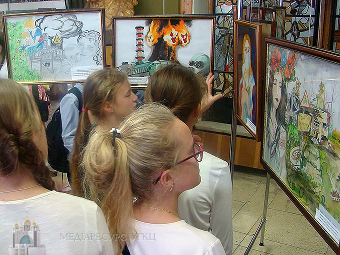 У Тернополі пройшла виставка «Чорнобильська катастрофа: 30 (+1) років опісля – що далі?»