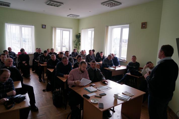 У Львові провели курс для духовенства «Нова євангелізація – відповідь на виклики часу»