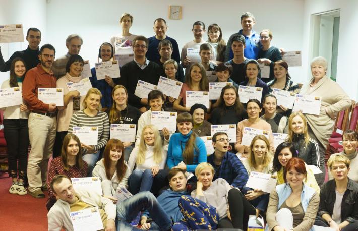БФ «Карітас-Київ» провів черговий етап Школи інтелектуального розвитку