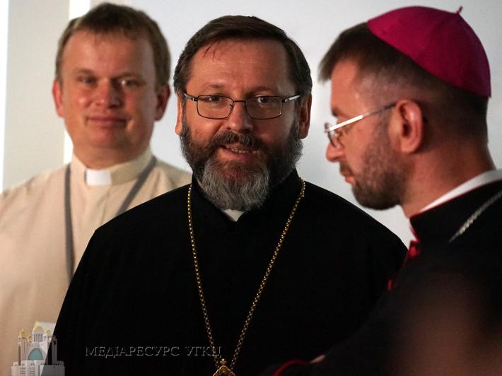 «Молодь має відчути від Церкви не засудження, а розуміння», — Блаженніший Святослав до молодіжних лідерів і душпастирів