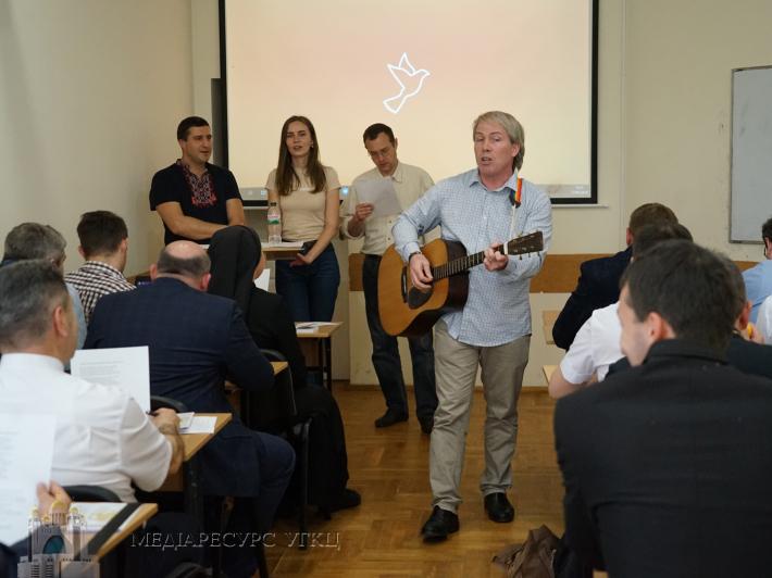 У Львівській архиєпархії учасникам курсу «Нова євангелізація - відповідь на виклики часу» представили школи та рухи нової євангелізації