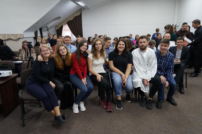 У Львові стартував ІІ Всеукраїнський форум молодіжних лідерів та душпастирів