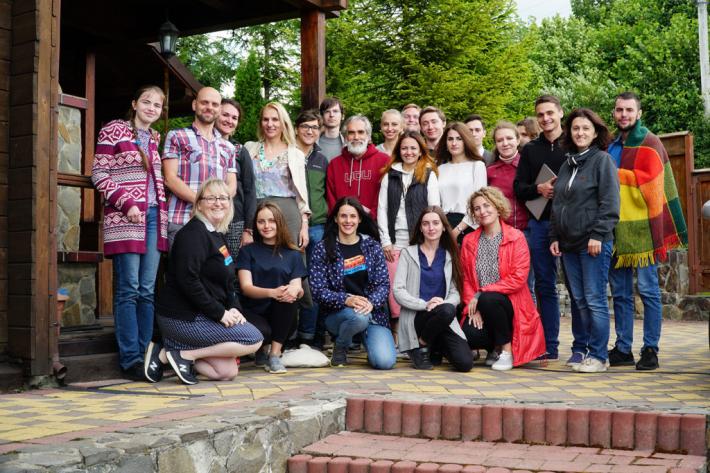 Кафедра філософії й Інститут лідерства та управління УКУ провели літню школу