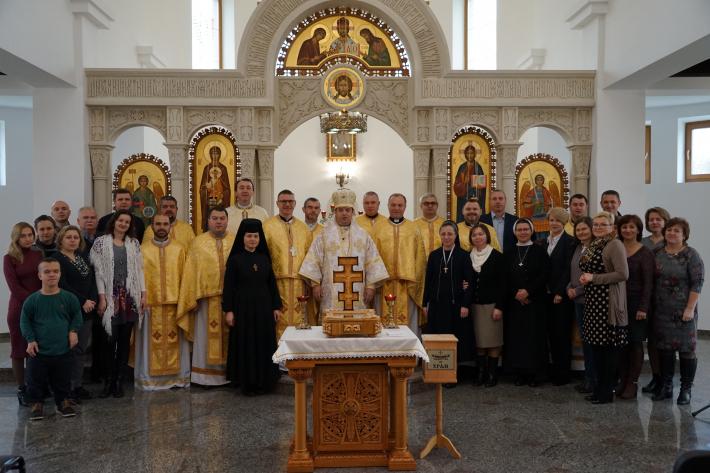 Для працівників Патріаршої курії провели День духовної віднови у Львові