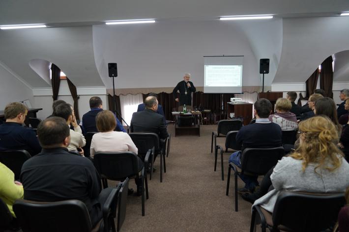 У Львові Пасторально-міграційний відділ УГКЦ презентував 10 років своєї діяльності