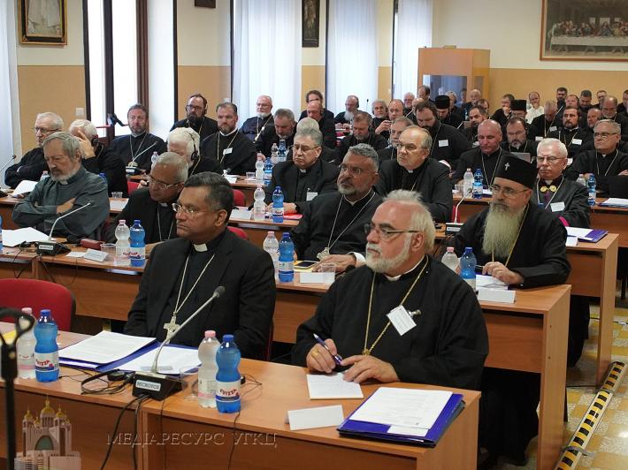 У Римі розпочалася Зустріч східних католицьких ієрархів Європи