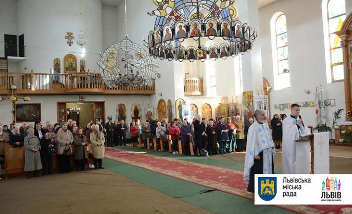 У Львові при храмі УГКЦ відкрили Центр денного дозвілля для літніх львів'ян