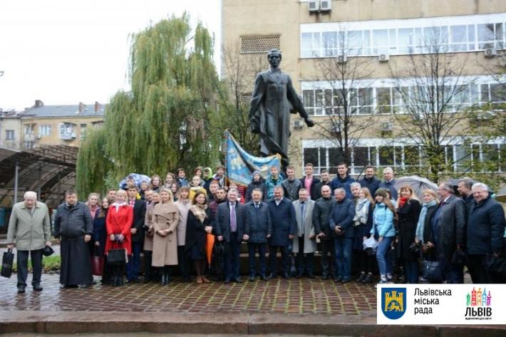 У Львові вшанували пам'ять о. Маркіяна Шашкевича