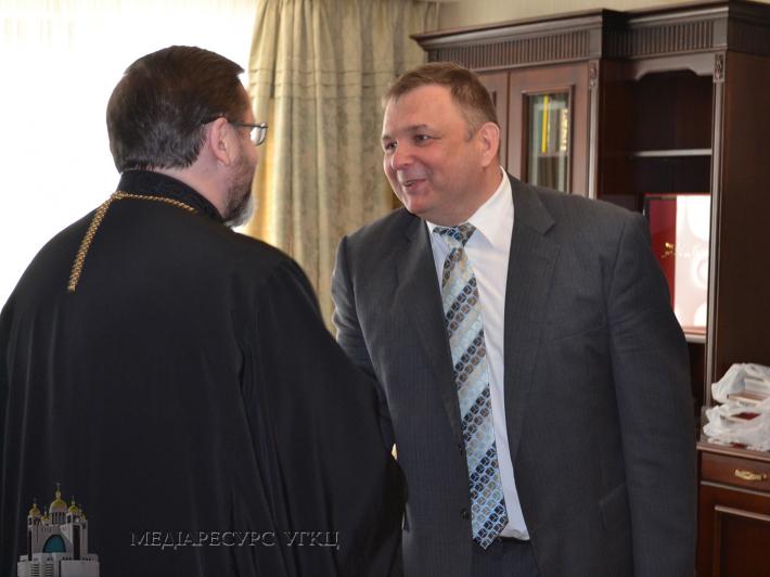 «Наш народ спраглий справедливості», — Глава УГКЦ до Голови Конституційного Суду України