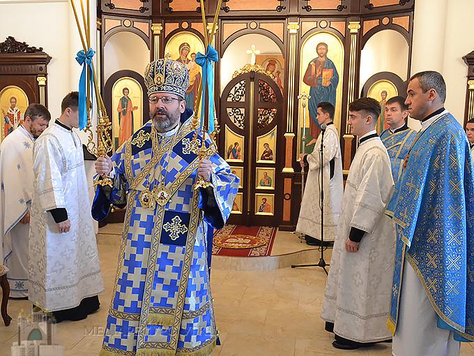 Глава УГКЦ: «Прошу всіх вас молитися за українське військо, яке ціною власної крові обстоює наш мир»