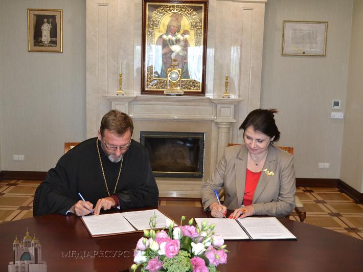 УГКЦ і Міністерство у справах ветеранів України підписали Меморандум про співпрацю