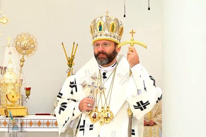 «Ми щасливі, що є дітьми тих батьків, які за тоталітарних умов зберегли віру», - Глава УГКЦ у неділю Всіх святих українського народу