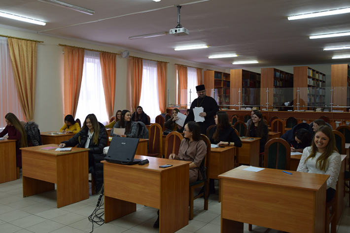 У Тернопільській семінарії для майбутніх дружин священиків провели курс «Основи християнської сім'ї»