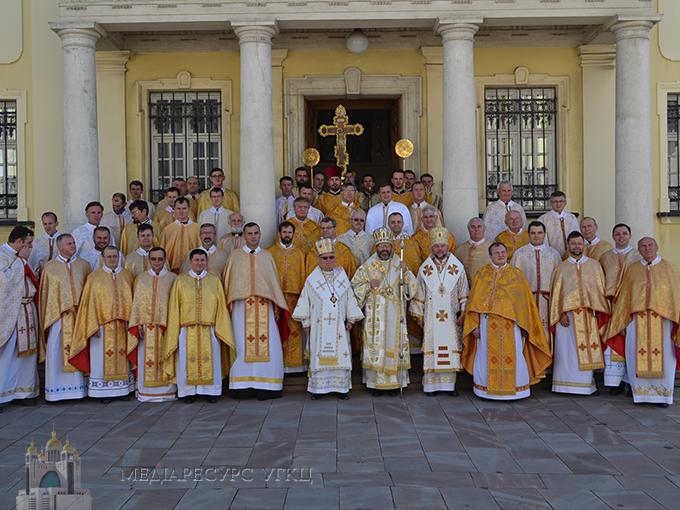 Глава УГКЦ урочисто відкрив міжнародну конференцію, приурочену до 400-ліття Василіанського чину святого Йосафата