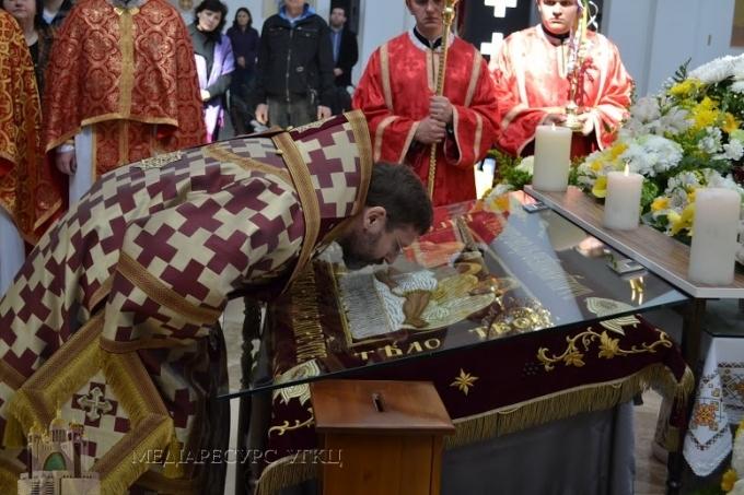«Христос своєю смертю каже нам, що Великодня п'ятниця України звершиться у Його воскресінні!» — Глава УГКЦ